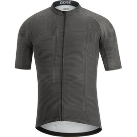 GORE WEAR C3 Line Brand Jersey Men black/graphite grey